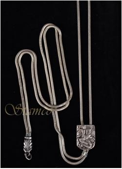 Traditional Jewelry Silver Chain