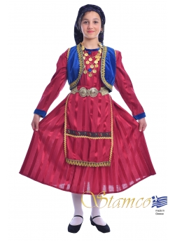 Folklore Vlach Girl Costume