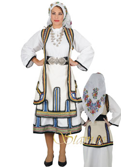 Folklore Corinth Costume
