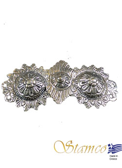 Folklore Buckle Traditional
